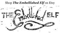 etsy shop the embellished elf